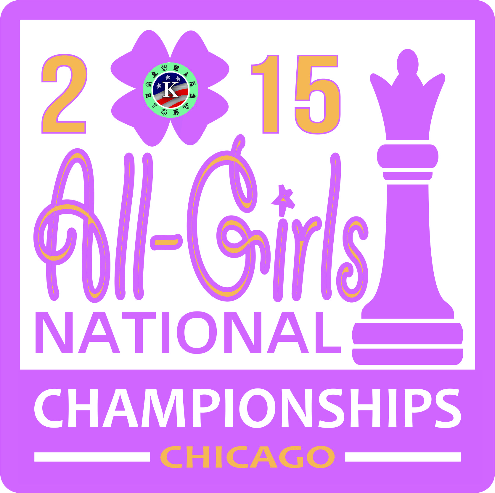 2015 All-Girls National Championships