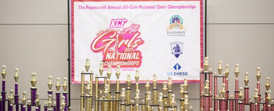 All-Girls Nationals Day 1 Complete