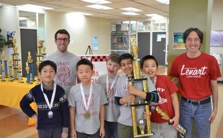 CPS K-8 Champions