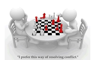 Checkmate Violence
