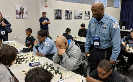 Cops & Kids Chess Tournament